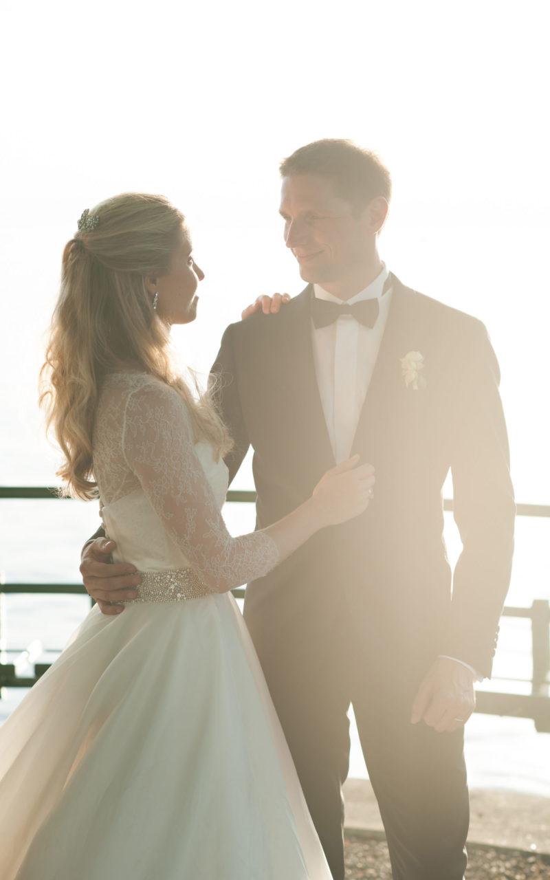 ROMANCE AU COMPLET, REAL BRIDE SAMANTHA AU GRAND HOTEL DU LAC, VEVEY