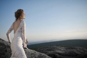 ROBE MARIAGE BOHEME