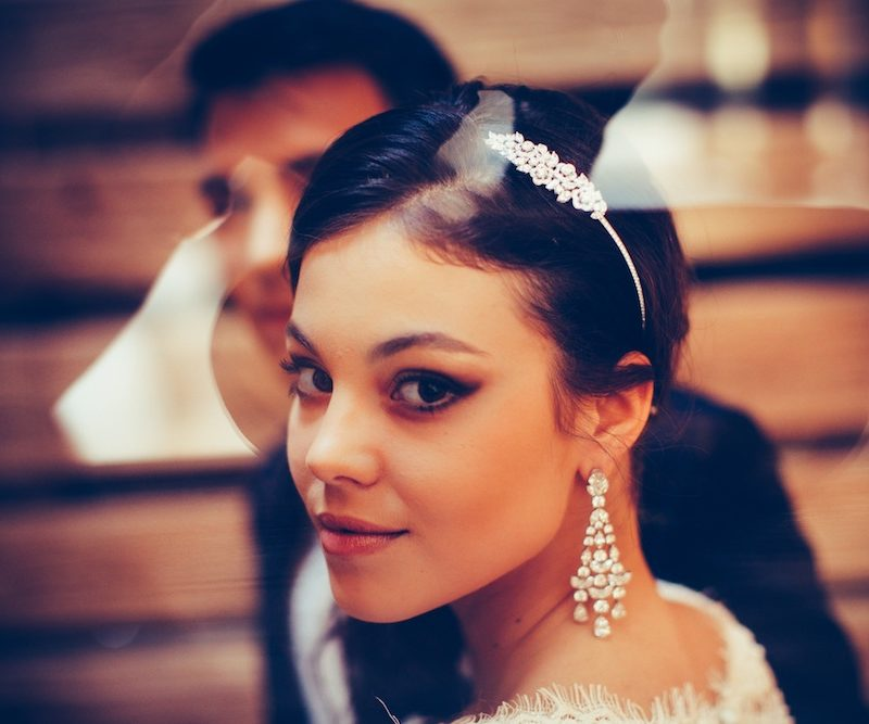 Shooting Mariage Inspiration Hiver -The Alpina Hotel Gstaad