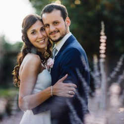 REAL BRIDE: SOPHIE at Portes des Iris