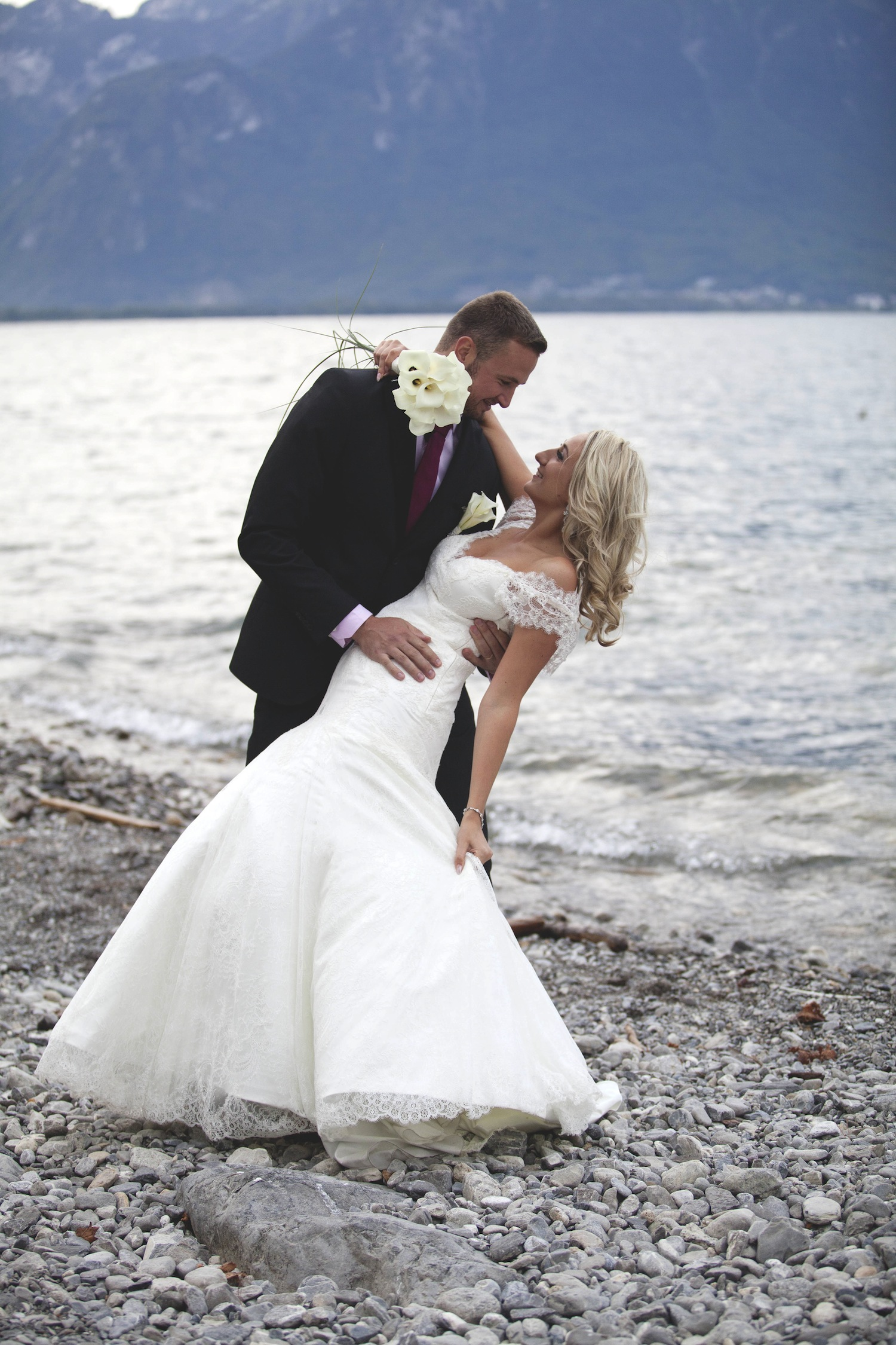 Montreux wedding