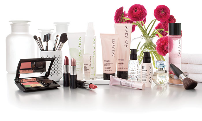 MARY KAY PAMPER PARTY 19 AOÛT 2016