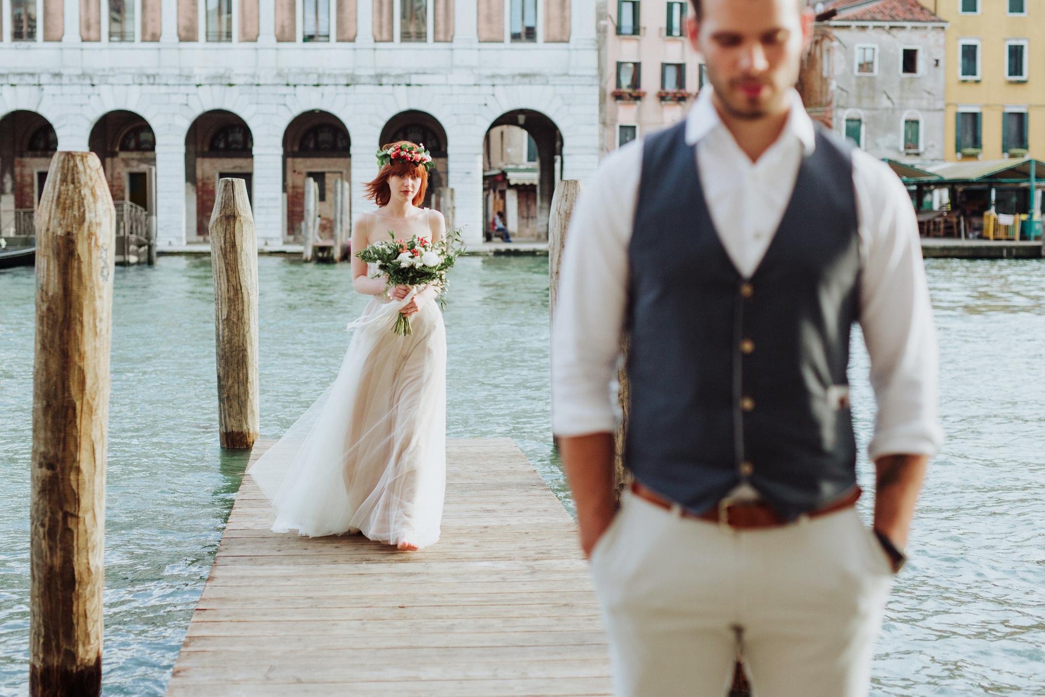A Venetian Romance - Belle en Blanc - Robe de mariée Lausanne ...