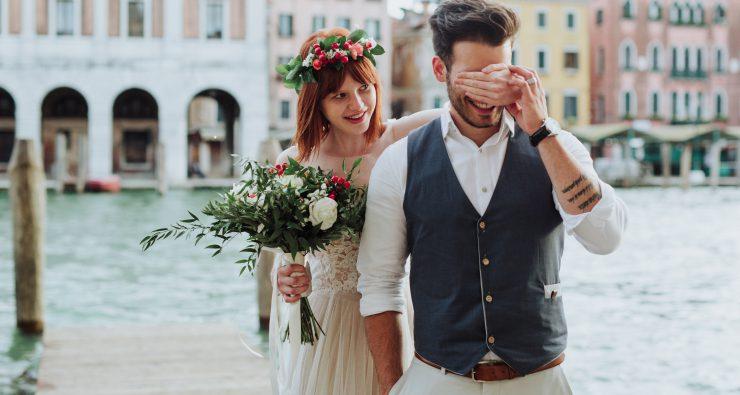 ROMANCE A VENICE