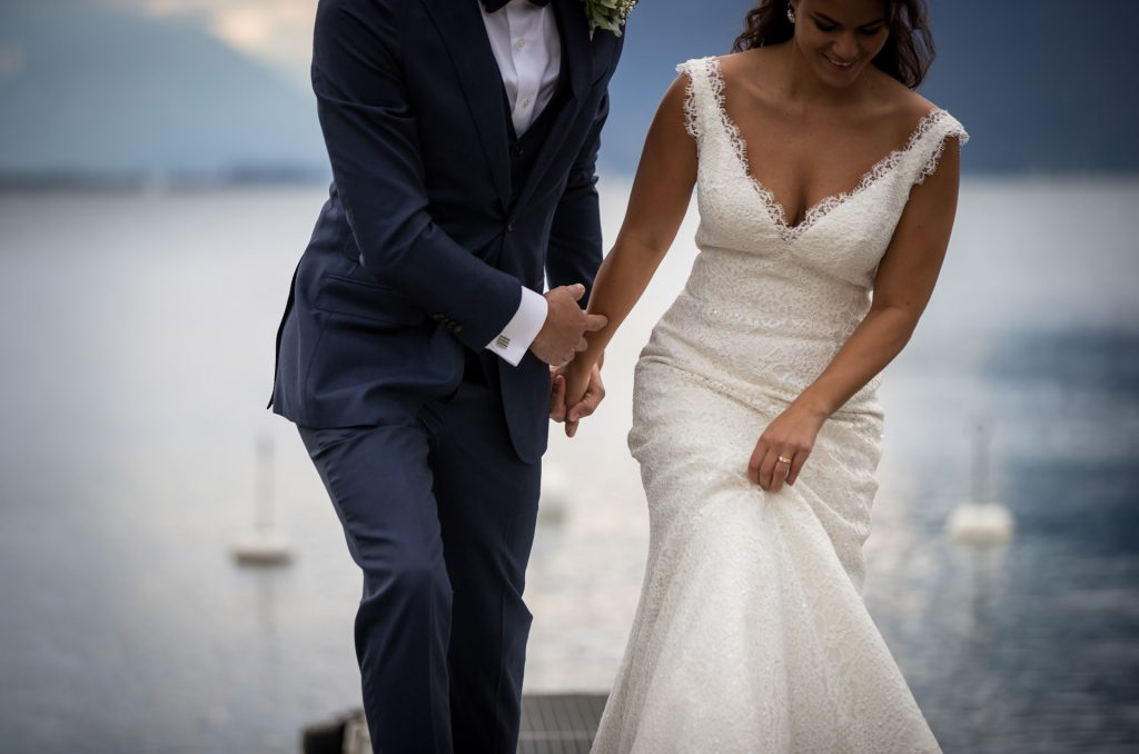 NAIK & SHAHIN, A REAL QUALITY SWISS WEDDING IN LAVAUX