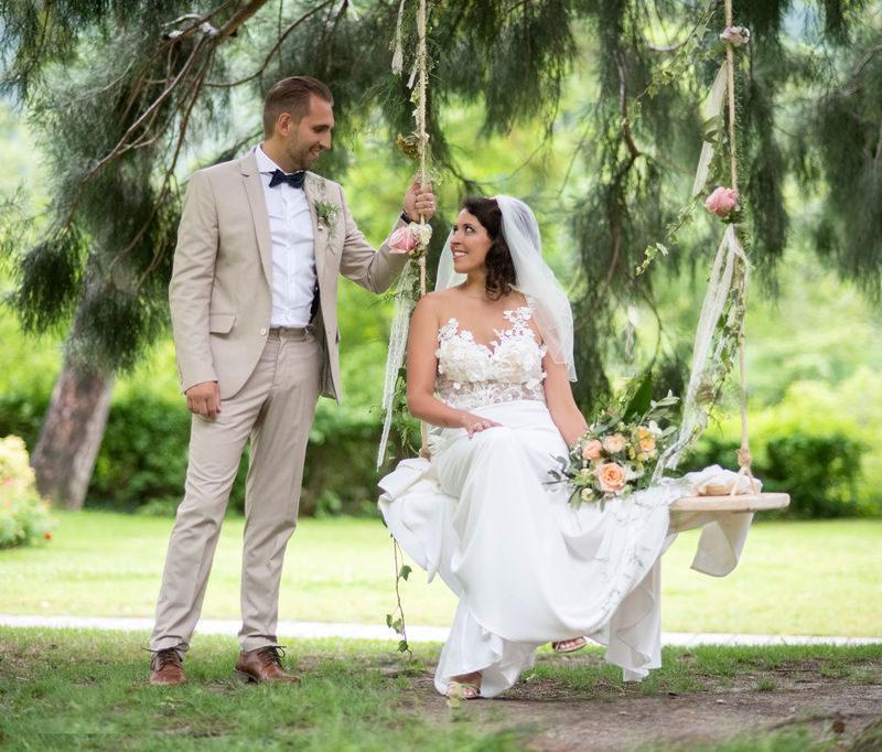 MARIAGE DE JOANA A LAVEY-LES-BAINS