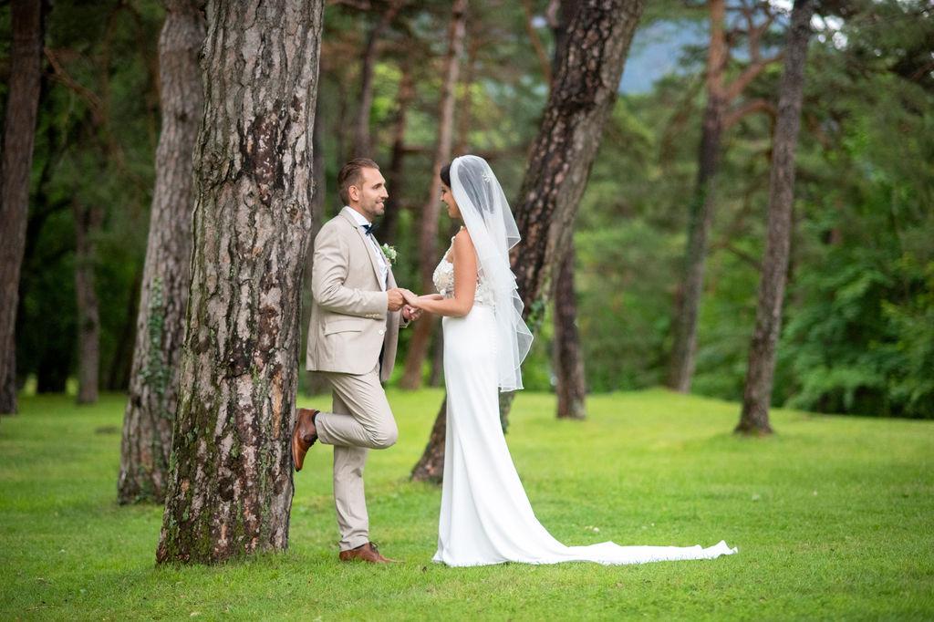 Robe de mariage Lausanne